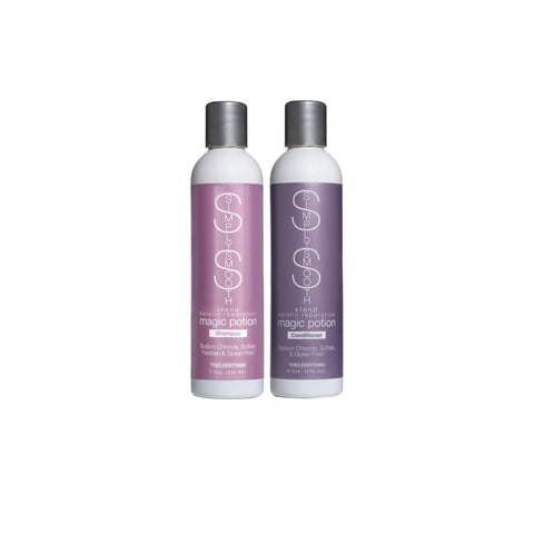 Simply Smooth Magic Shampoo/Conditioner Duo