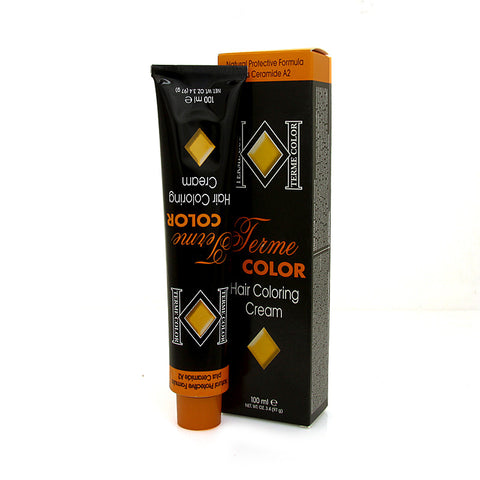 TERME Hair Coloring Cream-Natural Protective Formula