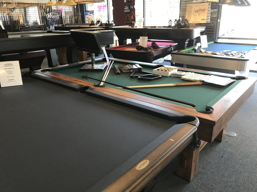 Top Rated Pool Table Store In Tacoma Golden West Games - Pool table retailers near me
