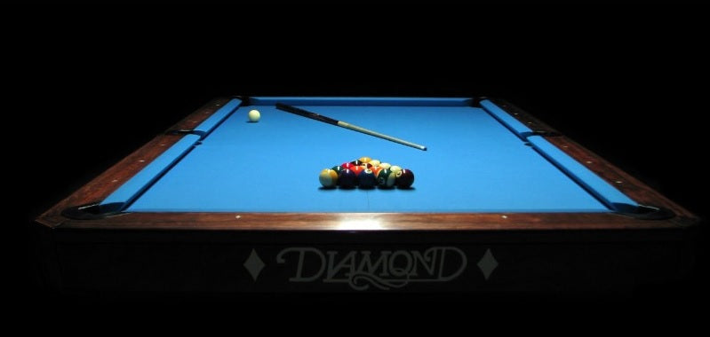 Diamond Billiard Tables