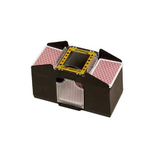 4 Deck Card Shuffler