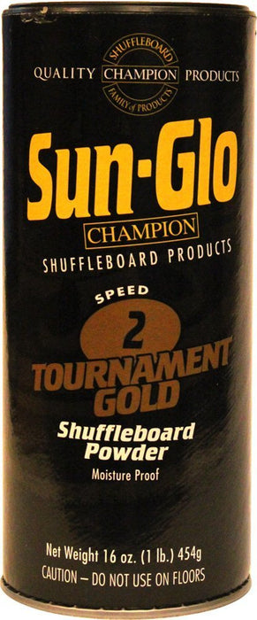 Shuffleboard Wax#2 TOURN.GOLD
