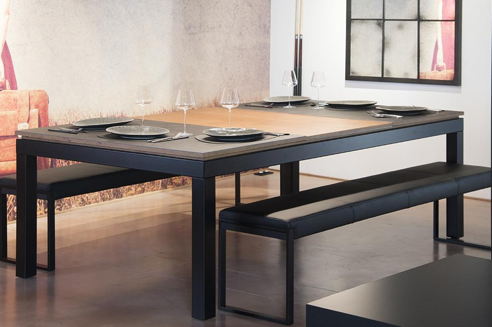 Fusion Table, Rock Reverso Upgrade