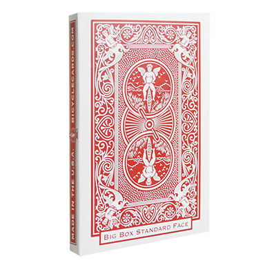 Big Bicycle Playing Cards
