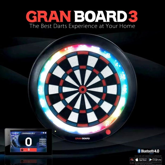 DARTBOARD,GRAN BOARD 3s