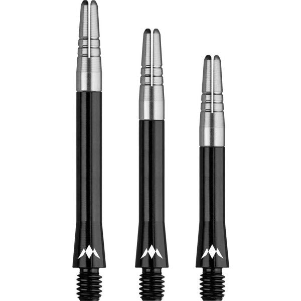Mission Alimix Black Spinning Dart Shafts
