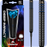 Copy of Mission Deep Impact Darts - Soft Tip Tungsten - Black Titanium - Barrel Weight 17.0g - M4 - Blue - 19g ST