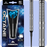 Mission Octane Darts - Soft Tip Tungsten - Barrel Weight 16.0g - M1 - Twin Ring - 18g ST