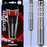 Mission Rebus Darts - Steel Tip Tungsten - Precision Milling - M2 - Front Ring Grip - 23g