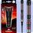 Mission Red Dawn Darts - Soft Tip Tungsten - Barrel Weight 17.5g - M4 - Front Taper - 19g ST