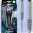 Mission Spirit Darts - Steel Tip Tungsten - M6 - Front Razor Grip - 23g