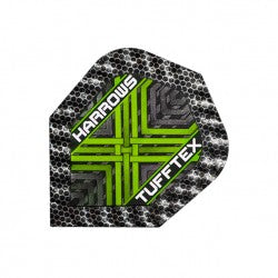 Harrow's Tufftex STD Flight (Green)