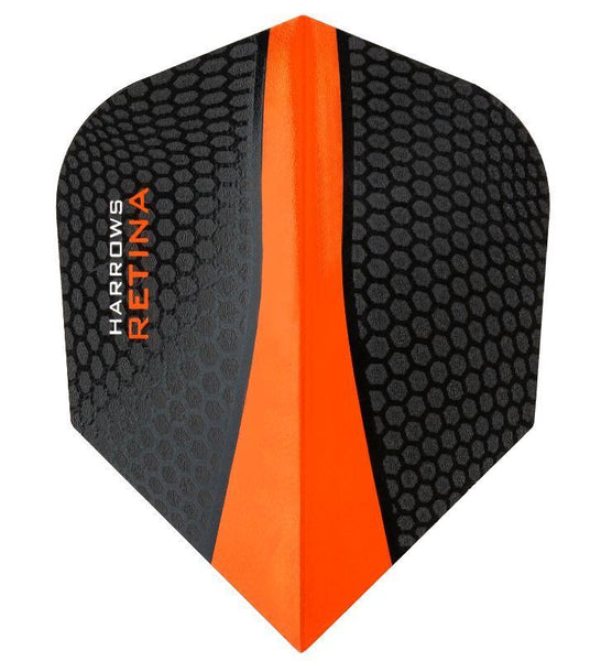 Harrow's Retina Standard Flight (Orange)