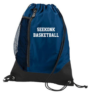Seekonk BB Drawstring Backpack