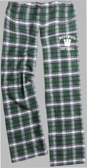 WSB - Boxercraft Flannel Pants (Youth & Adult)