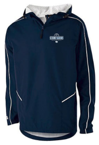 Seekonk BB Adult  Holloway Pullover Jacket