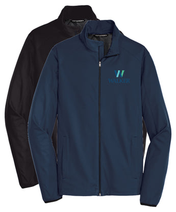 WFS -J717- Port Authority Active Soft Shell Jacket
