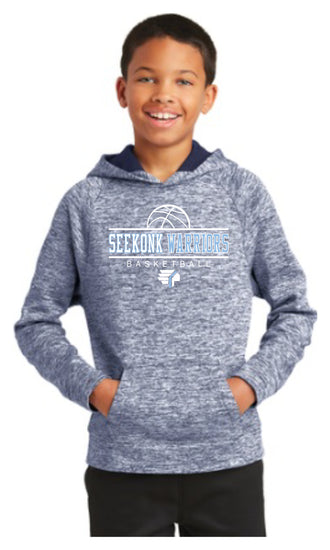 Seekonk BB Youth Performance Hoodie