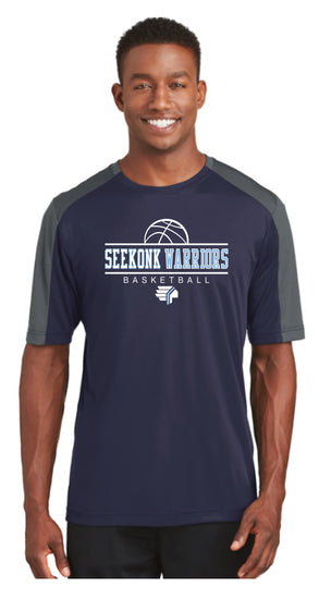 Seekonk BB Adult Performance Tshirt