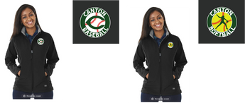 CBCS - 5916-Women's Charles River Soft Shell Jacket