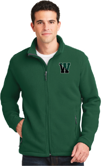 WSB - PA Fleece Zip Up Jacket - Men's / Unisex