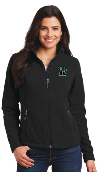 WSB - PA Fleece Zip Up Jacket - Womens