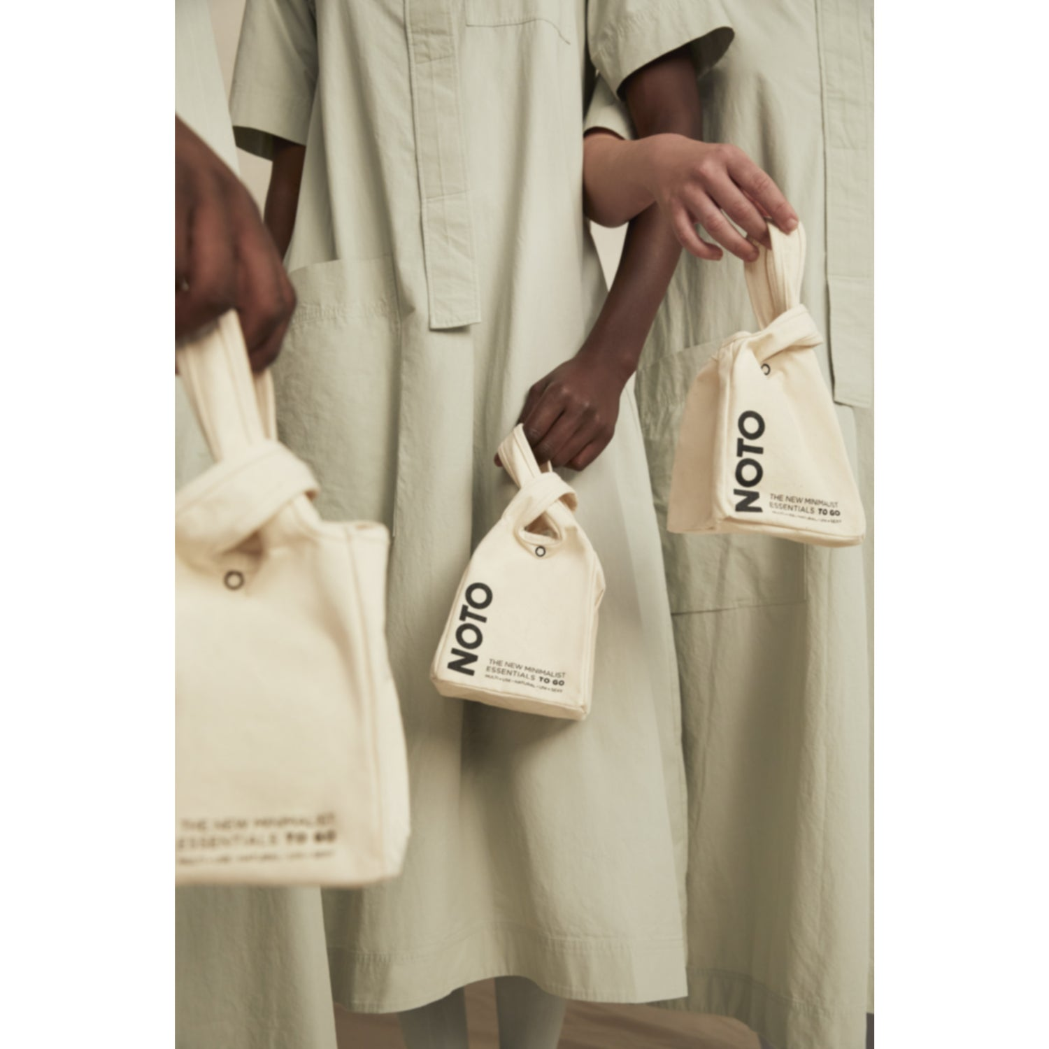 Noto To Go Mini Tote Bag