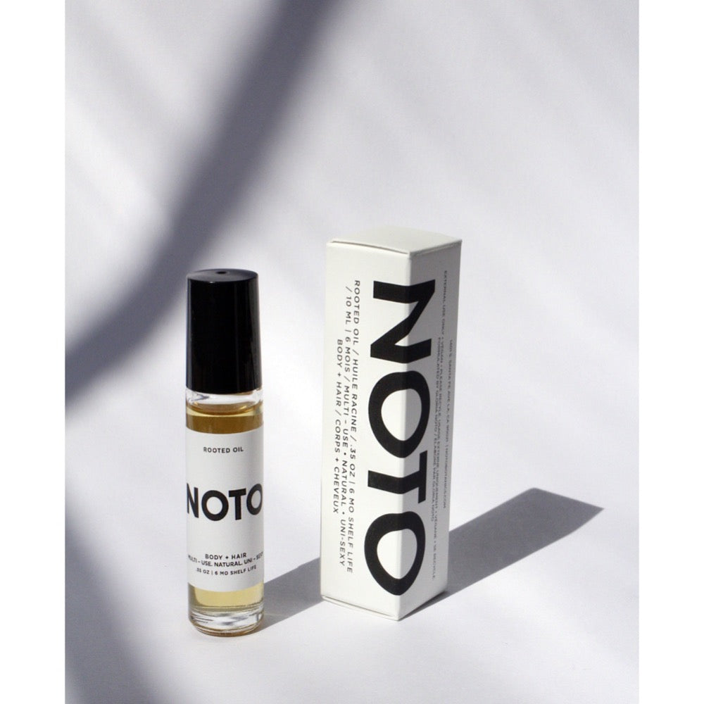 ROOTED OIL ROLLER