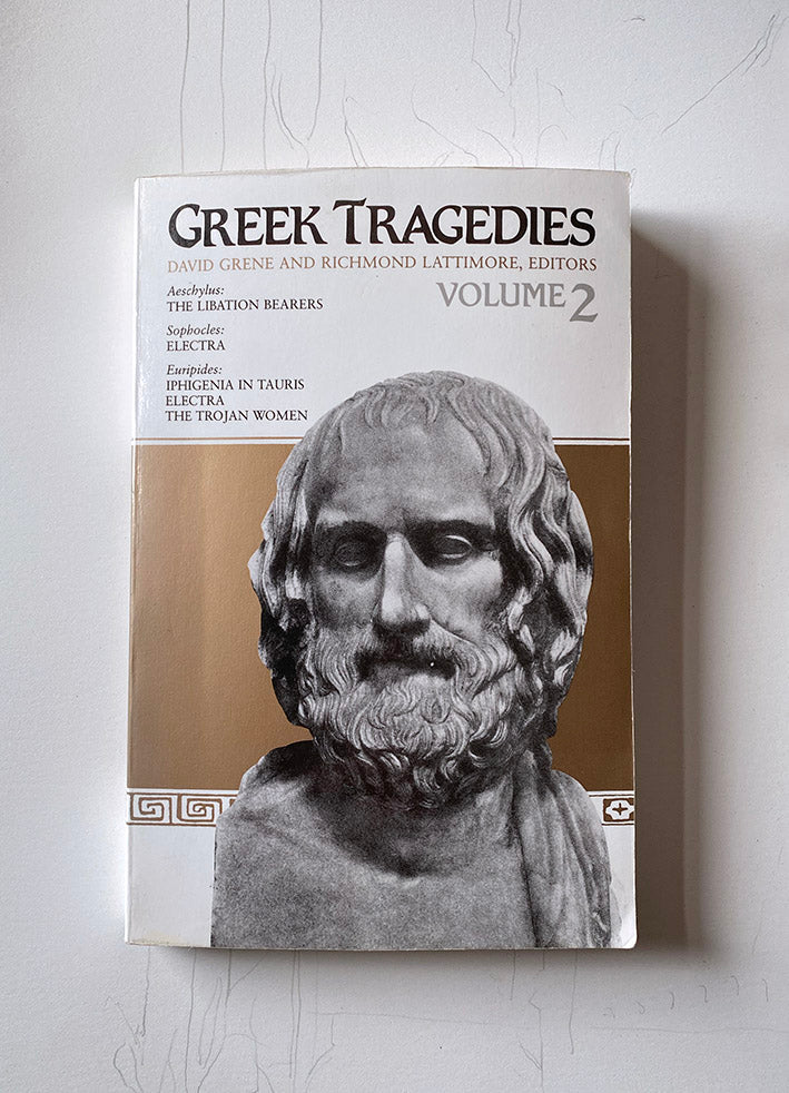 Greek Tragedies : Vol. 2