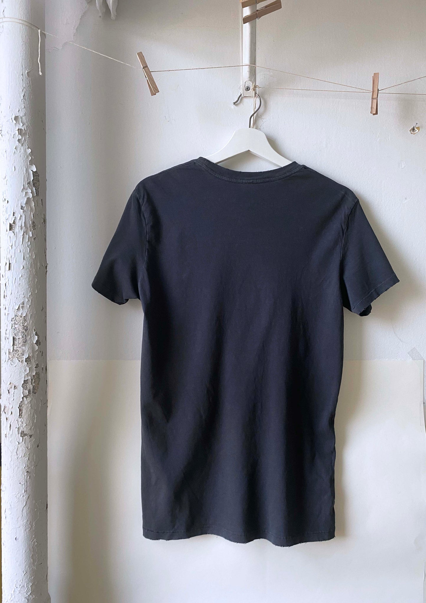 Original Short Sleeve Tee - Washed Black