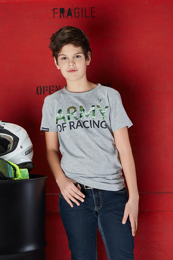 T-Shirt Youths Army of Racing