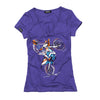 T-Shirt Women Purple