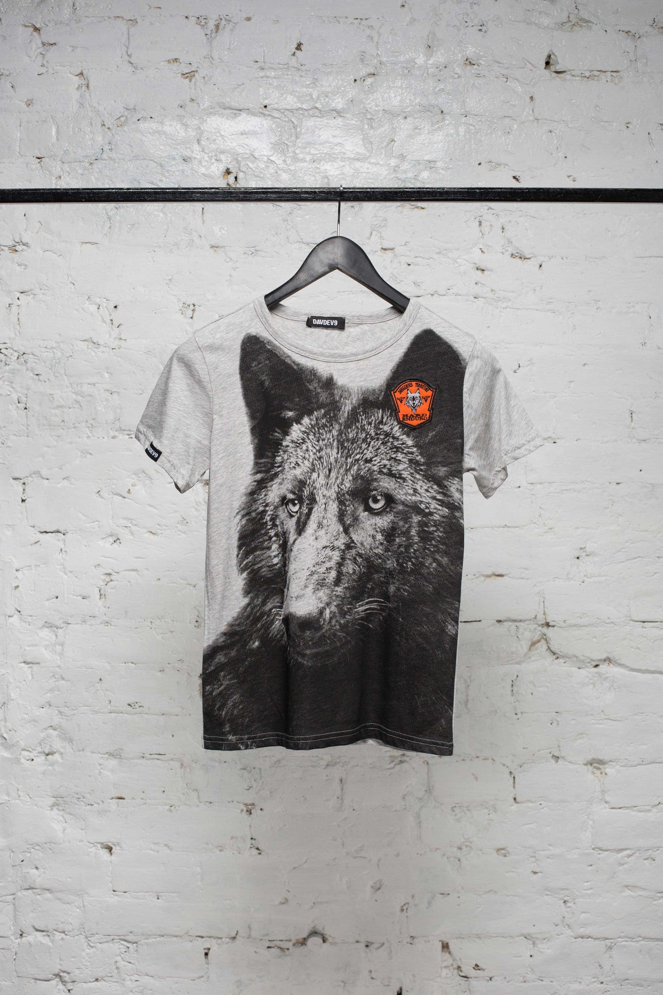 T-Shirt Youths Wolf