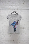 T-Shirt Women Jarvis Two Stroke