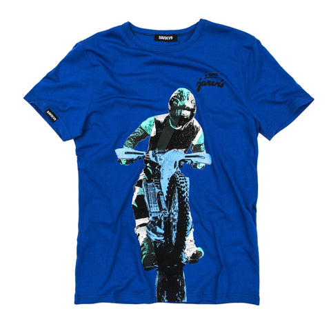 T-Shirt Men Jarvis Big Boss