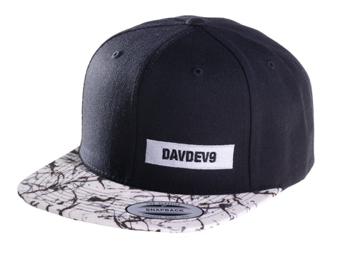 Cap Davdev9 Trucker Red