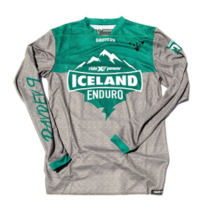 Jersey SPECIAL EDITION Iceland
