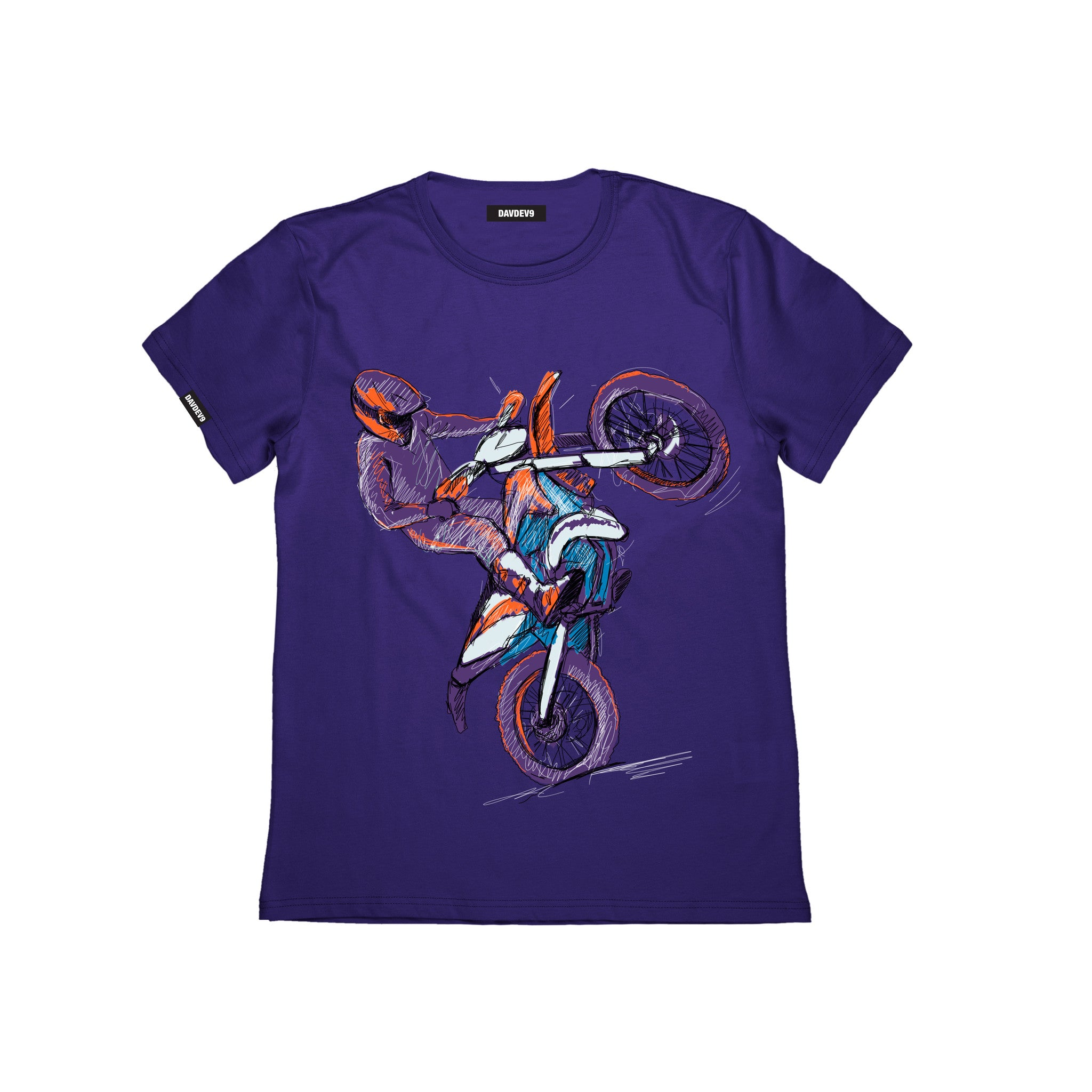 T-Shirt Youths Rider