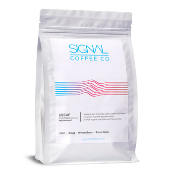 COLOMBIAN   |   DECAF