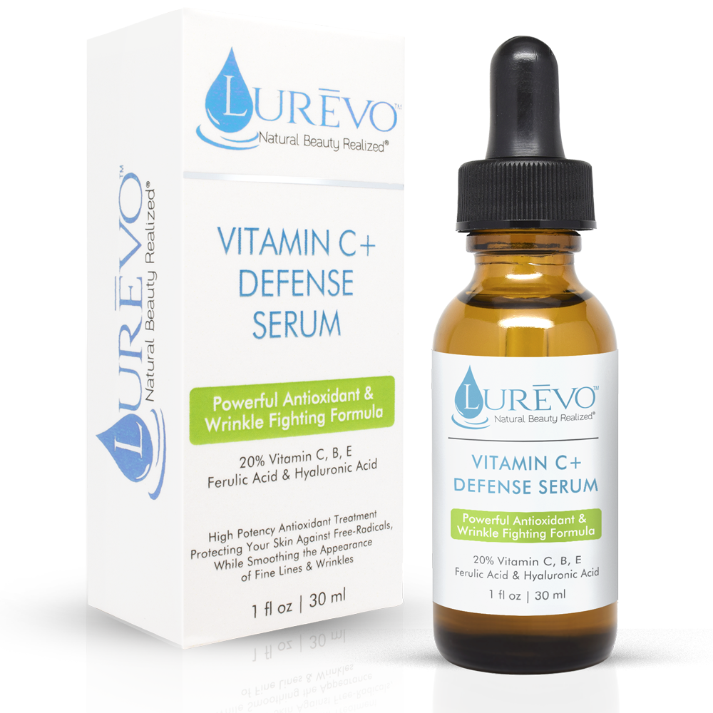 Vitamin C+ Defense Serum