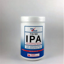 Pharma - C  70% Isopropyl Alcohol Wipe 30% Purified Water.  Formerly Milk Check IPA (case of 6)