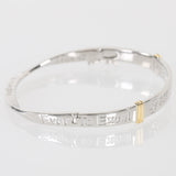 Boston College Sterling Silver Bangle