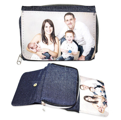 Photo Purse and Photo Wallet