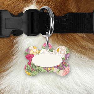 Personalised Dog Tag Necklace - 35 Different Designs