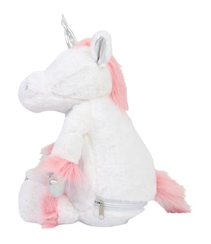 Personalised Pink XLarge Unicorn Teddy Bear
