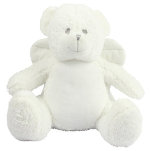 Personalised Large Angel White Teddy Bear