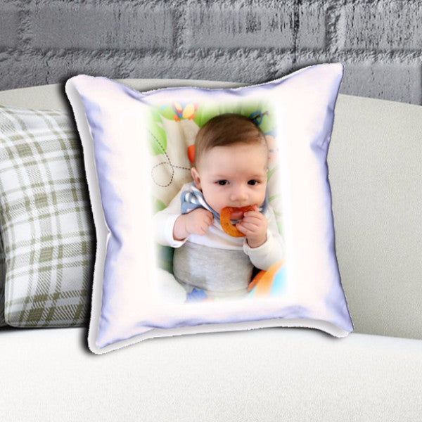 Personalised Picture Photo Cushion - Perham Prints