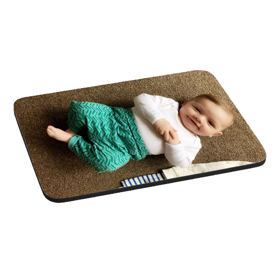 Personalised Picture Photo Mouse Mat
