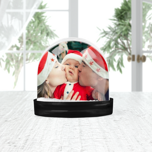 Personalised Photo Snowglobe