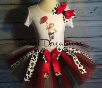 Jessie Toy Story Tutu Outfit - Tulled Dreamers
